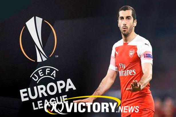 1 - Solidaritas Pemain Arsenal Untuk Mkhitaryan