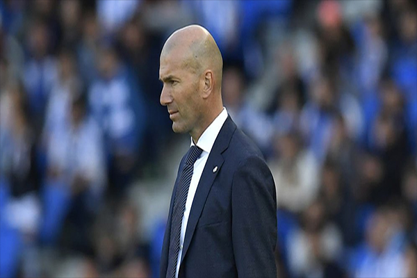 Untitled 1 10 - Kondisi Real Madrid Tetap Terpuruk Saat Ini, Namun Zidane Bak Pahlawan Kesiangan