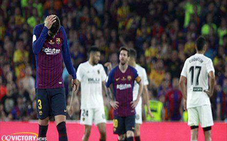 Untitled 1 17 464x290 - Gagal Juara Copa del Rey, Barcelona Tutup Musim Dengan Kecewa