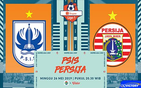 Untitled 1 18 464x290 - Prediksi PSIS Semarang vs Persija Jakarta 26 Mei 2019