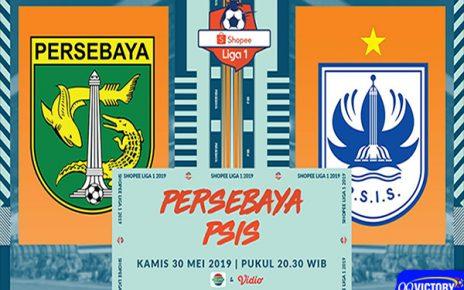 Untitled 1 29 464x290 - Prediksi Persebaya Surabaya vs PSIS Semarang 30 Mei 2019