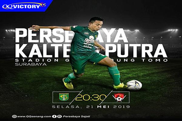 Untitled 1 - Prediksi Persebaya Surabaya vs Kalteng Putra 21 Mei 2019