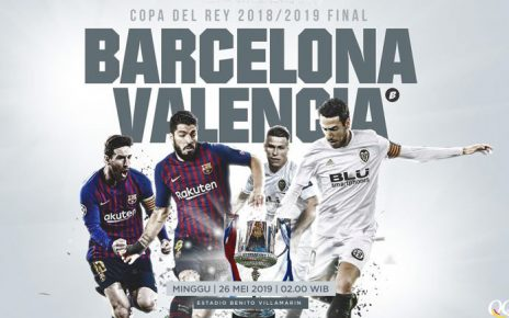 barca valencia 7b9dea0 464x290 - Prediksi Pertandingan Barcelona vs Valencia 26 Mei 2019