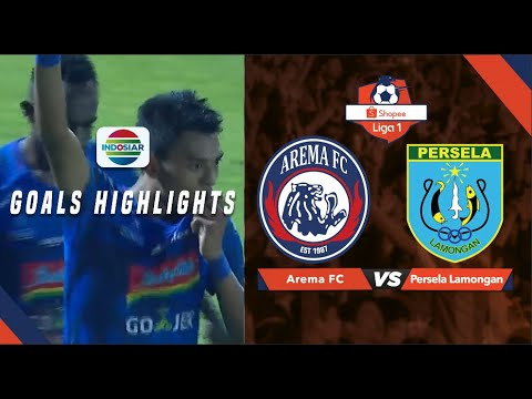 hqdefault - Highlight Pertandingan Arema vs Persela ,Senin 27/5/2019