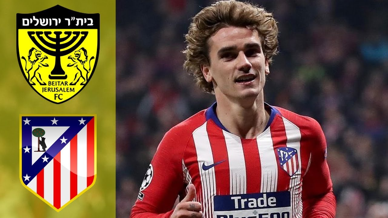 maxresdefault - Highlight Gol Beitar Jerusalem vs Atletico Madrid