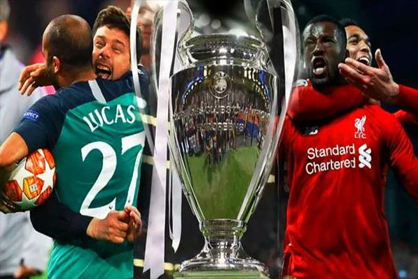 wp 1 3 - Perjalanan Panjang Liverpool dan Tottenham ke Final Liga Champions