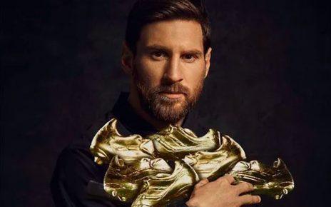 wp 1 4 464x290 - Gelar Sepatu Emas Eropa ke 6 Lionel Messi