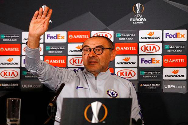 wp 3 1 - Maurizio Sarri Mulai Berbicara Untuk Final Liga Eropa
