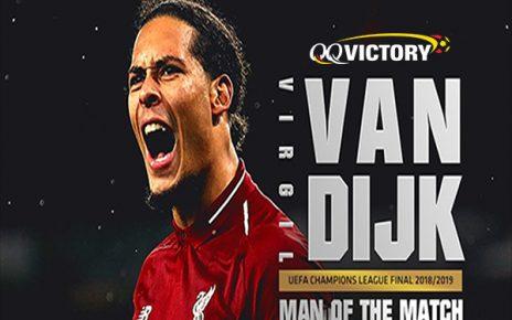 Untitled 1 2 464x290 - Virgil van Dijk, Pemain Terbaik Final Liga Champions 2018/2019
