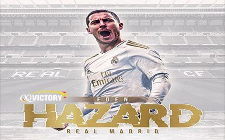 Untitled 1 22 464x290 - Eden Hazard Tiba, Real Madrid Sudah Siap Jadi Juara Beruntun
