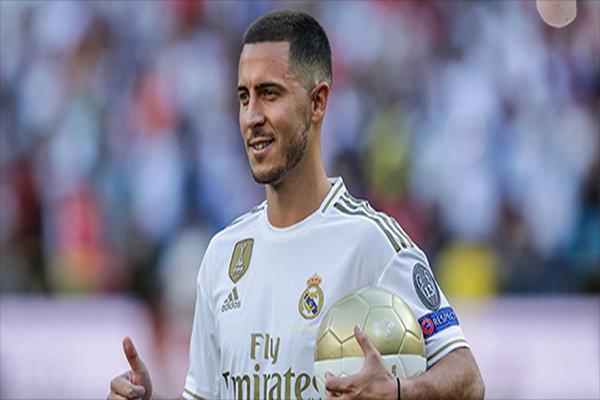 Untitled 1 33 - Gabung Real Madrid, Eden Hazard Siap Jadi Pemain Terbaik Dunia
