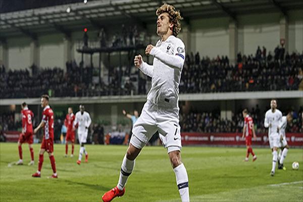 Untitled 1 36 - Kejutan, Real Madrid Ikut Kejar Antoine Griezmann