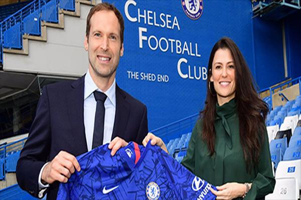 Untitled 1 51 - Petr Cech Resmi Kembali ke Chelsea