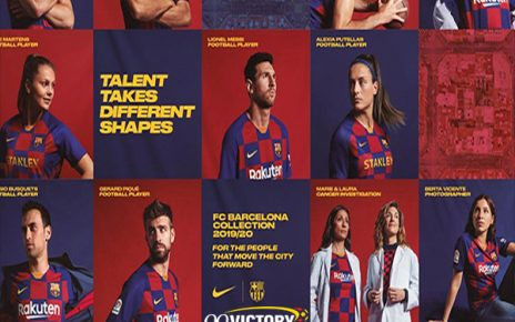 Untitled 1 6 464x290 - Jersey Barcelona Musim 2019-20 Berubah Drastis! Ini Penampakannya