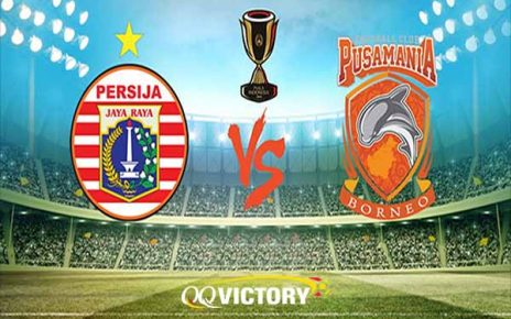Untitled 1 63 464x290 - Cuplikan Pertandingan Semifinal Piala Indonesia Persija Jakarta vs Borneo FC: 2-1
