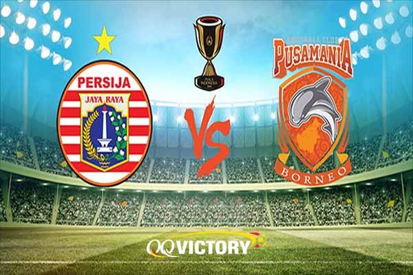Untitled 1 63 - Cuplikan Pertandingan Semifinal Piala Indonesia Persija Jakarta vs Borneo FC: 2-1