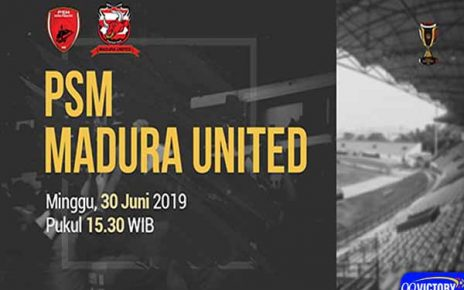 Untitled 1 65 464x290 - Cuplikan Pertandingan PSM Makassar vs Madura United Skor: 1-0