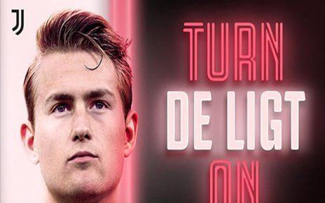 Untitled 1 21 464x290 - De Ligt Resmi Ke Juventus