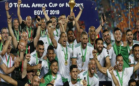 Untitled 1 22 464x290 - Piala Afrika 2019: Aljazair Juara Usai Bungkam Senegal 1-0