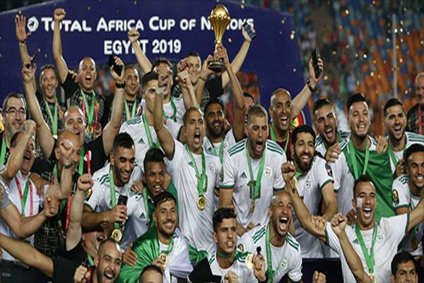 Untitled 1 22 - Piala Afrika 2019: Aljazair Juara Usai Bungkam Senegal 1-0