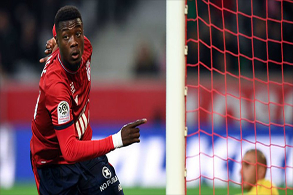 Untitled 1 4 - Presiden Lille Benarkan Nicolas Pepe Bisa Gabung Liverpool