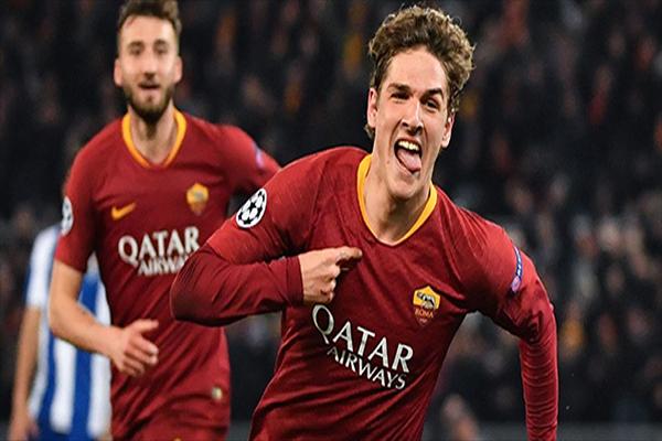 Untitled 1 8 - Juventus dan Tottenham Saling Sikut untuk Dapatkan Nicolo Zaniolo
