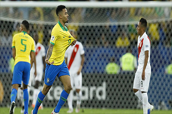 Untitled 1 9 - Hasil Pertandingan Brasil vs Peru: Skor 3-1