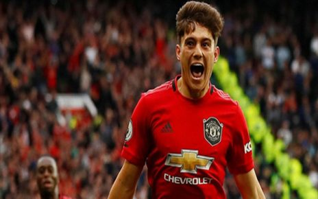 Untitled 1 16 464x290 - Daniel James Diprediksi Bakal Jadi Pemain Kunci Manchester United
