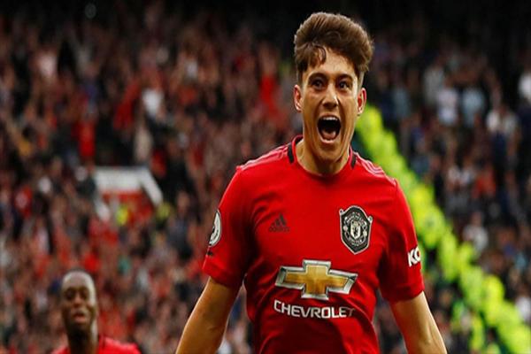 Untitled 1 16 - Daniel James Diprediksi Bakal Jadi Pemain Kunci Manchester United