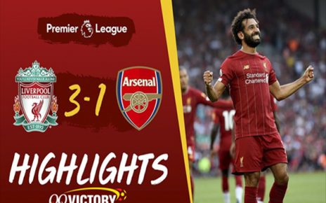 Untitled 1 29 464x290 - Cuplikan Pertandingan Liverpool vs Arsenal 3-1