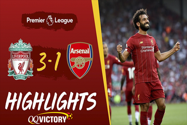 Untitled 1 29 - Cuplikan Pertandingan Liverpool vs Arsenal 3-1