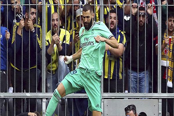 Untitled 1 - Tumbangkan Fenerbahce, Real Madrid Akhirnya Raih Kemenangan