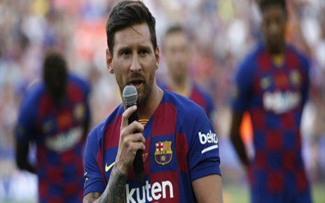 Messi 464x290 - Barcelona Mulai Rayu Lionel Messi dengan Kontrak Seumur Hidup