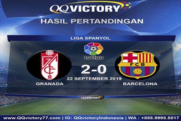 Untitled 1 11 - Hasil Pertandingan Granada vs Barcelona: Skor 2-0