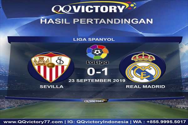 Untitled 1 14 - Hasil Pertandingan Sevilla vs Real Madrid: Skor 0-1
