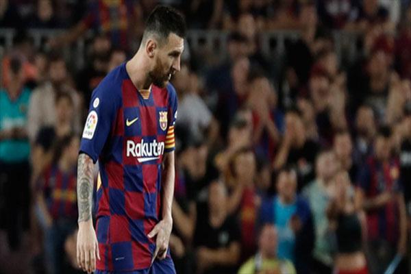 Untitled 1 18 - Lionel Messi Kembali Cedera, Barcelona Bermain Buruk Lagi?