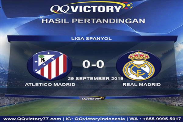Untitled 1 22 - Hasil Pertandingan Atletico Madrid vs Real Madrid: 0-0