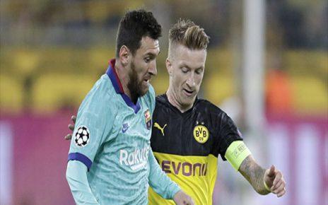 Untitled 1 4 464x290 - Hasil Pertandingan Borussia Dortmund vs Barcelona: Skor 0-0