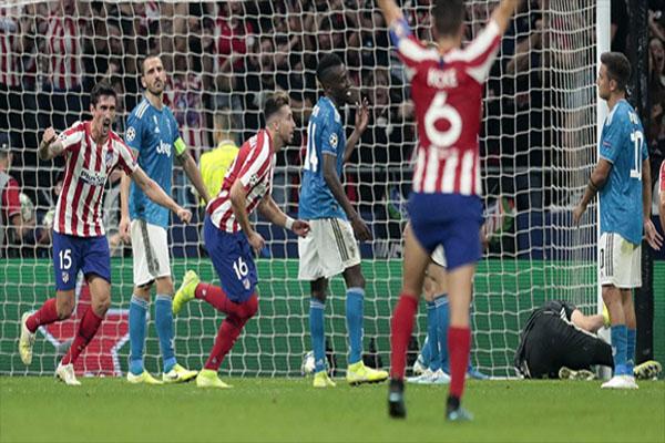 Untitled 1 7 - Hasil Pertandingan Atletico Madrid vs Juventus: Skor 2-2