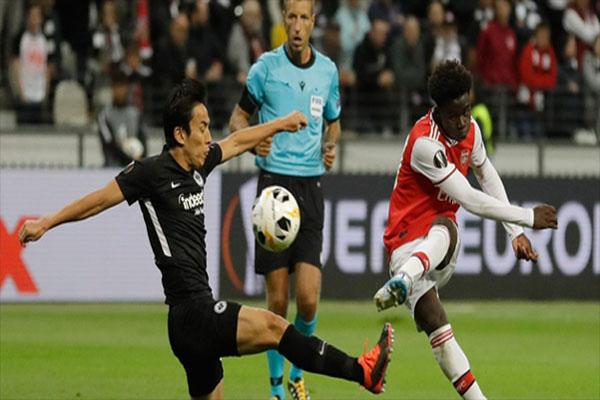 Untitled 1 8 - Jadi Pahlawan Arsenal, Bukayo Saka Mengaku Terinspirasi Cristiano Ronaldo