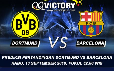 tebak skor liga 1 464x290 - Prediksi Borussia Dortmund vs Barcelona 18 September 2019