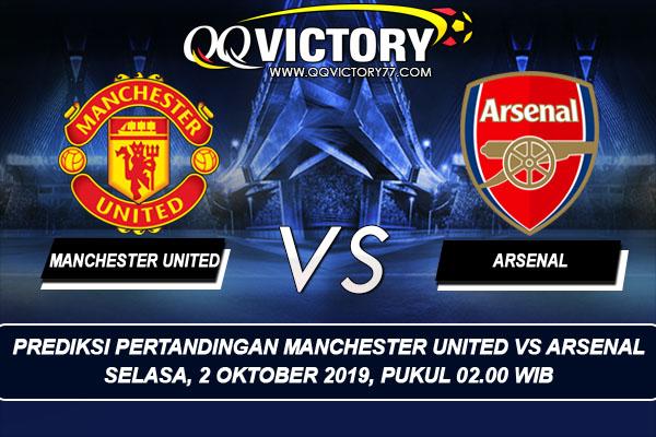 tebak skor liga 3 - Prediksi Pertandingan Manchester United vs Arsenal 1 Oktober 2019