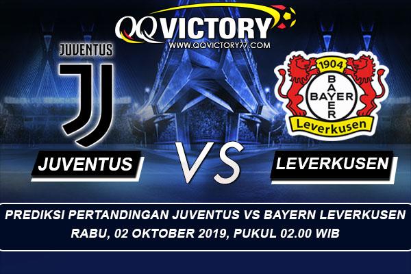 tebak skor liga 4 - Prediksi Pertandingan Juventus vs Bayer Leverkusen 2 Oktober 2019