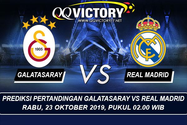 Prediksi Pertandingan - Prediksi Pertandingan Galatasaray vs Real Madrid 23 Oktober 2019