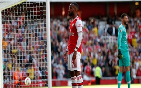 Untitled 1 11 464x290 - Lacazette Kembali Berlatih di Arsenal