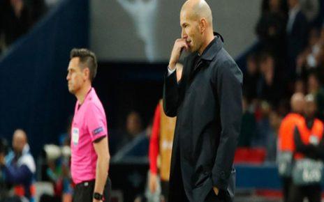 Untitled 1 4 464x290 - Real Madrid Dikritik, Zinedine Zidane: Kami Tidak Seburuk Itu