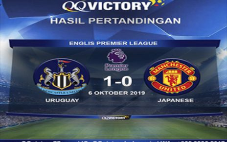 Untitled 1 6 464x290 - Hasil Pertandingan Newcastle vs Manchester United: Skor 1-0