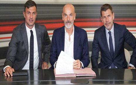 Untitled 1 9 464x290 - Resmi!!! Stefano Pioli Jadi Pelatih Baru AC Milan