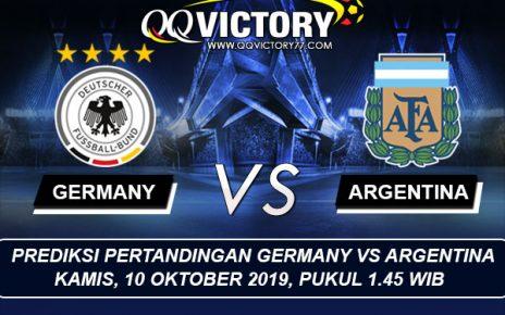tebak skor liga 464x290 - Prediksi Pertandingan Jerman vs Argentina 10 Oktober 2019
