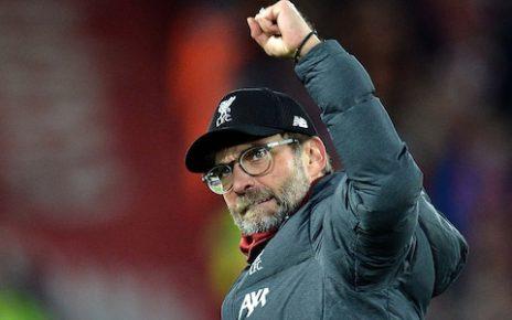 68 464x290 - Jika Liverpool Sukses Meraih Juara Liga Inggris, Maka Klopp Akan Di Kenang Sebagai Pahlawan